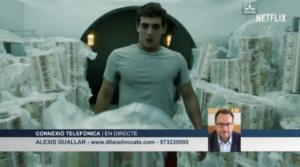 El creador de 'La Casa de Paper' venç a Globomedia