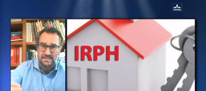 ERTOS e Hipoteques amb clàusula IRPH